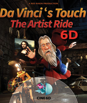the da vinci touch cine 6d movie