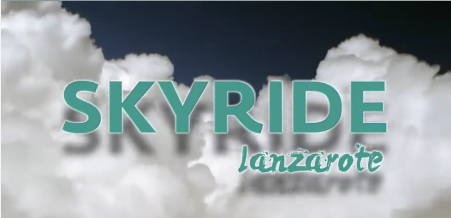 SKYRIDE LANZAROTE FLIGHT SIMULATOR